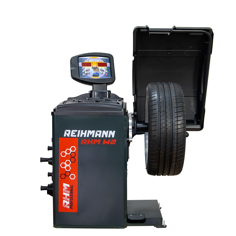 Aparat echilibrat roti RHM W2 automat cu laser