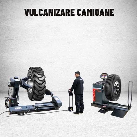 Vulcanizare camioane